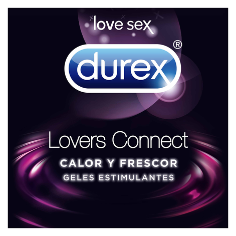 Durex Geles Estimulantes Lovers Connect