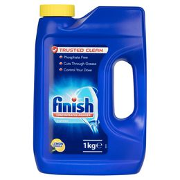 Finish Concentrated Powder