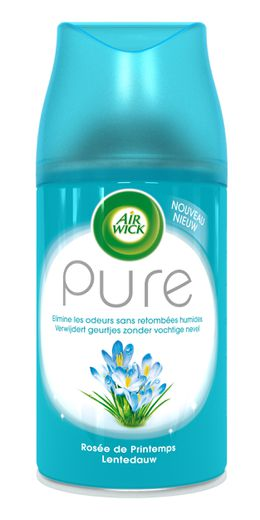 Air Wick Freshmatic Max Recharge Rosee de Printemps ¹