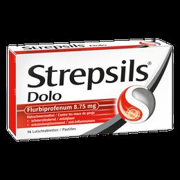 Strepsils Dolo Flurbiprofen 8,75mg Lutschtabletten