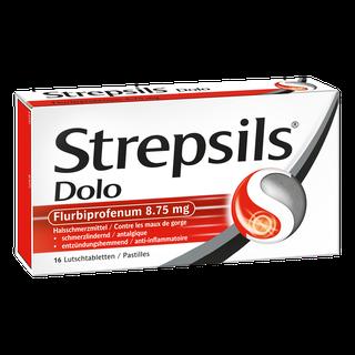Strepsils® Dolo, Lutschtabletten