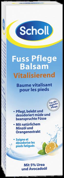 Scholl Fuß Pflege Balsam Vitalisierend