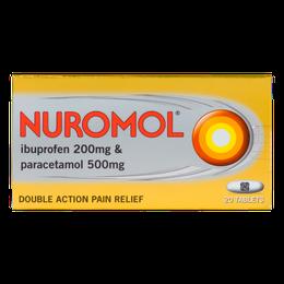Nuromol Tablets 20s