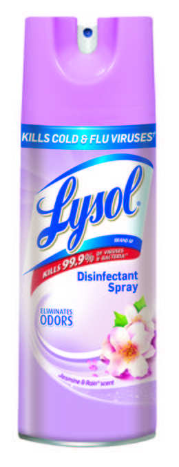 Lysol® Disinfectant Spray - Jasmine & Rain®