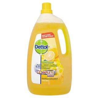 Dettol Power & Fresh Citrus Liquid 4L