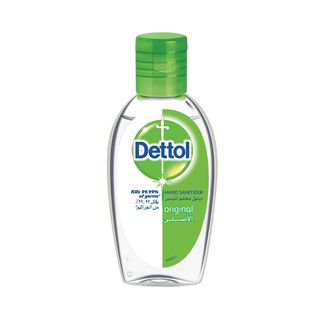 Dettol Hand Sanitizer Original 50ml (No Sleeve)