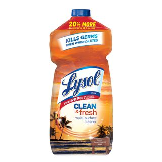 Lysol Clean & Fresh Multi-Surface Cleaner - Clean & Fresh Hawaii