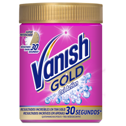 Vanish Gold Oxi Action Polvo