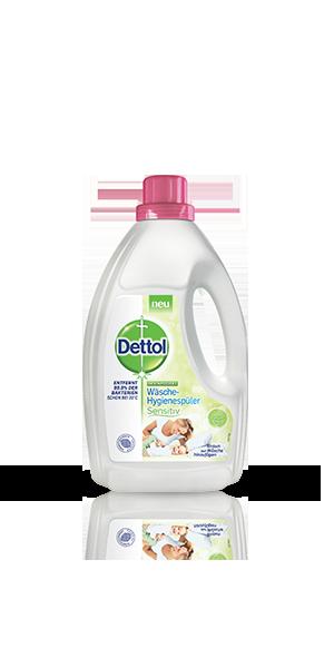 Dettol Wäsche-Hygienespüler  Sensitiv