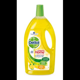 ديتول المنظف والمطهر متعدد الإستخدامات الليمون٩٠٠مل