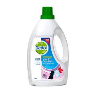 Dettol Anti-Bacterial Laundry Sanitizer Lavender 1L