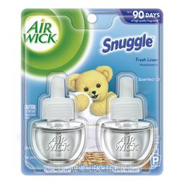 Snuggle® Fresh Linen Scented Oil