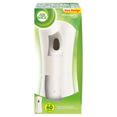 Freshmatic 174 Gadget Max White Autospray Air Wick 174 Uk