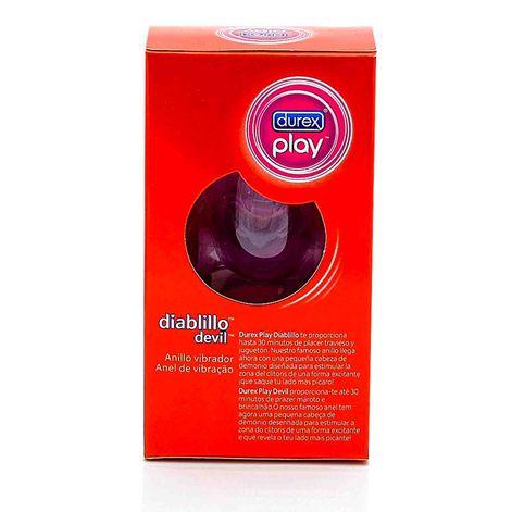Durex Play Estimulador Anillo Vibrador Diablillo