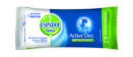 Espadol Dettol Jabón de tocador Antibacterial* Active Deo