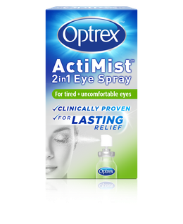 ActiMist 2in1 Tired + Uncomfortable Eye Spray