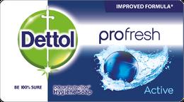 DETTOL SOAP PROFRESH ACTIVE