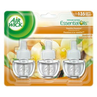Vanilla Passion® Scented Oil 3-Pack Refill