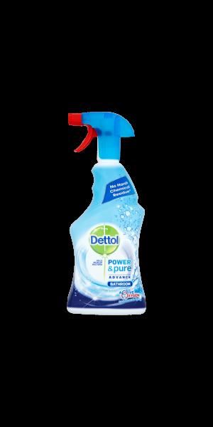Dettol Power Pure Bathroom Spray