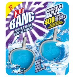 Cillit BANG Kraft&Frische Ozean Frisch DUO