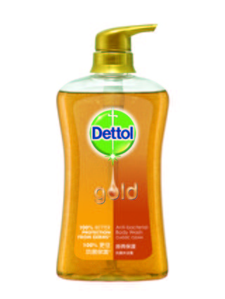 Dettol Gold Shower Foam Classic clean
