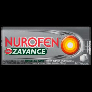 Nurofen Zavance Tablets