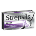 Strepsils Extra Blackcurrant Lozenges