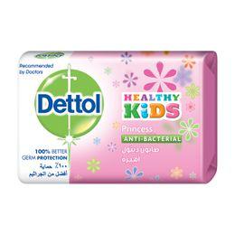 """صابون ديتول لصحة الأطفال الأميرة المضاد للبكتريا 120 جم """""""