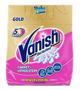 Vanish Carpet Cleaner + Upholstery Gold Powder