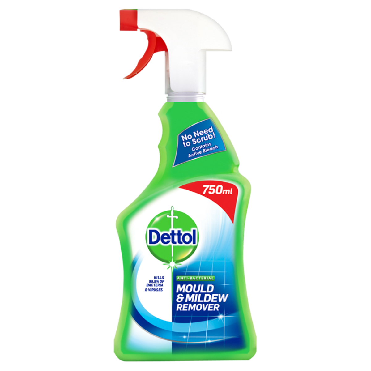 Mould And Mildew Remover For Bathrooms Dettol