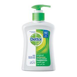 صابون سائل ديتول غسول اليدين الأصلي 200 مل.