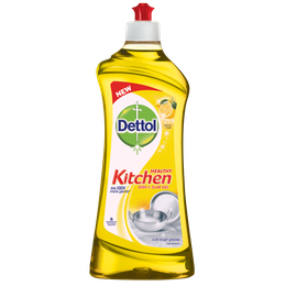 Dettol Healthy Kitchen Dish and Slab Gel - Lemon Fresh