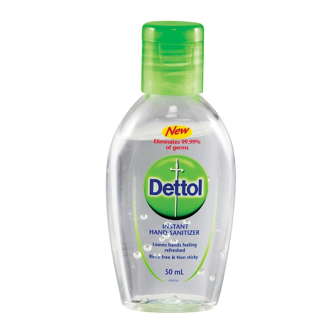 Dettol Hand Sanitizer Refresh 50 Ml Daftar Harga Terkini Dan Original 4 Pcs Sanitiser With Trusted Protection