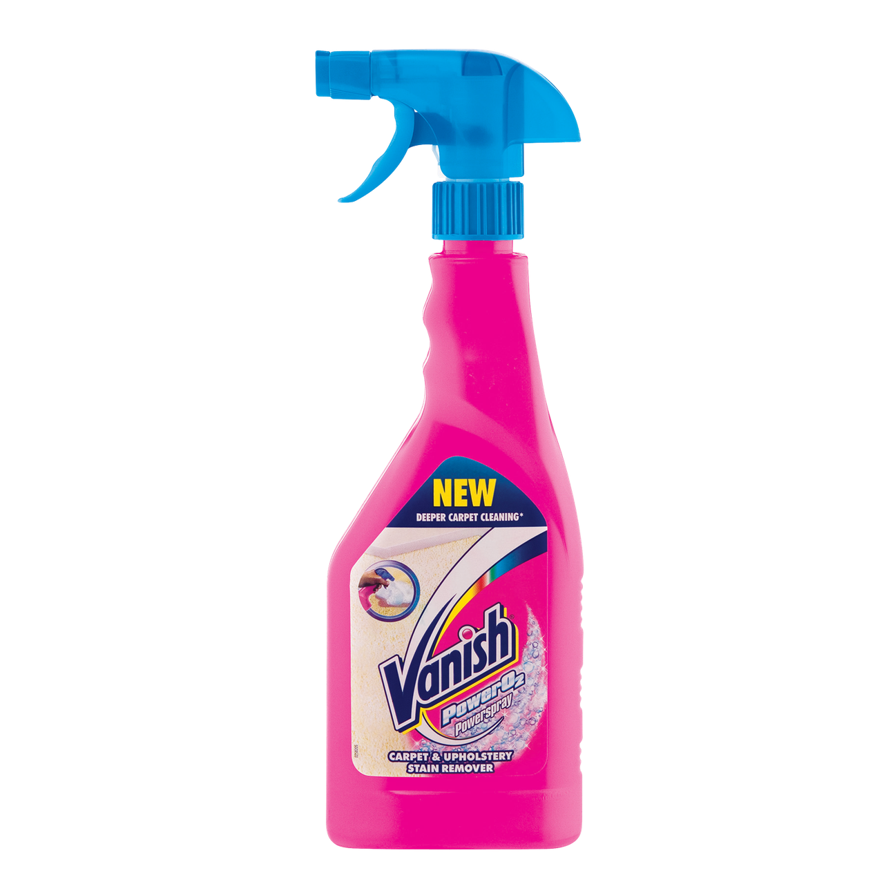 Vanish Power O2 Carpet And Multi Fabric Stain Remover