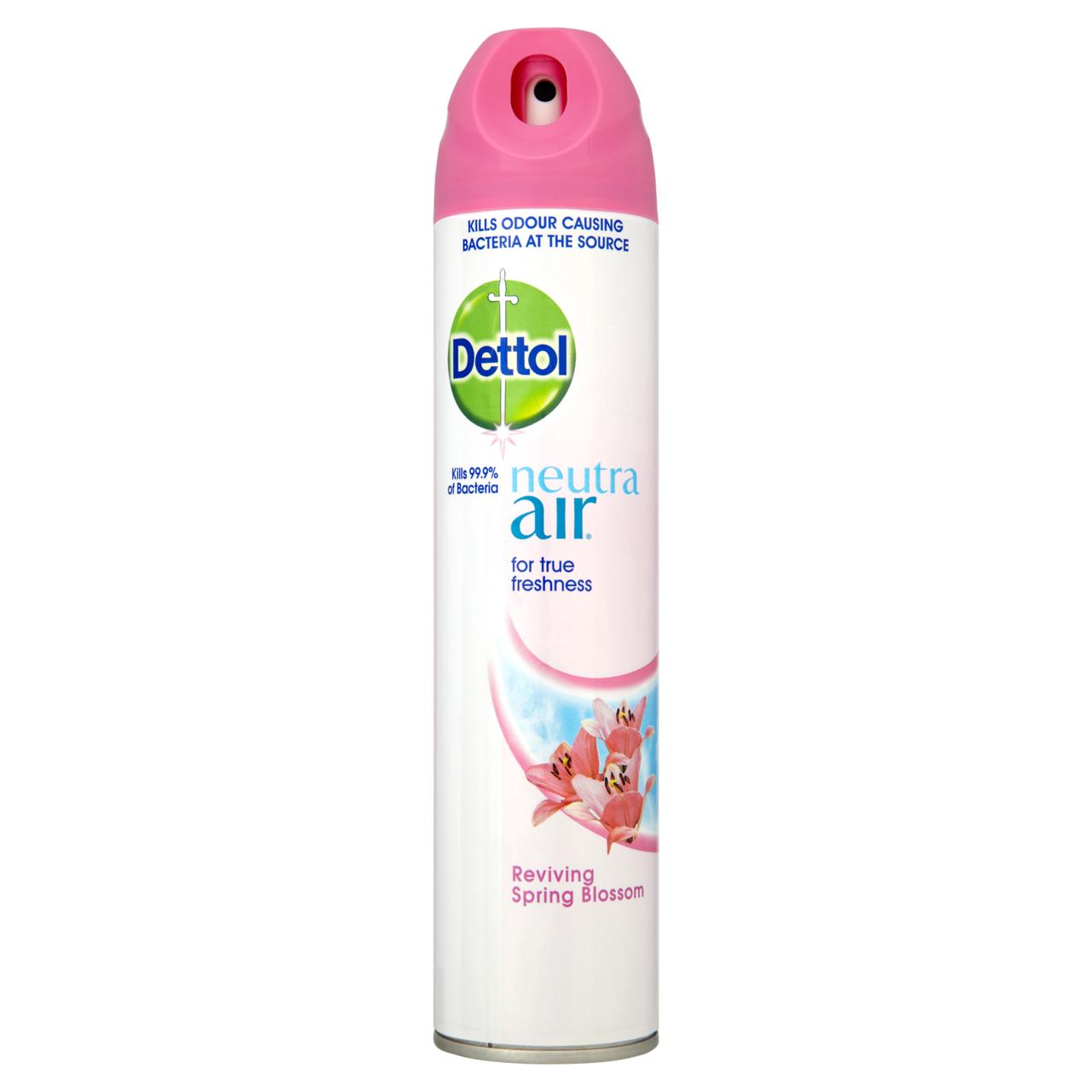 Neutra Air Bacterial Odour Eliminator Dettol