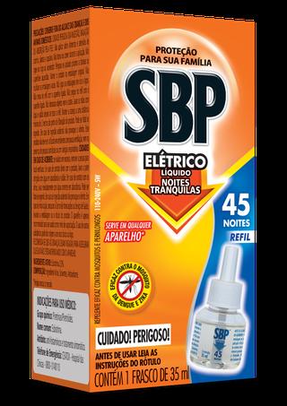 Eletrico Liquido 45 Noites Refil Regular