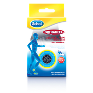 Scholl Orthaheel Orthotics Gel Heel Pain Reliever Medium