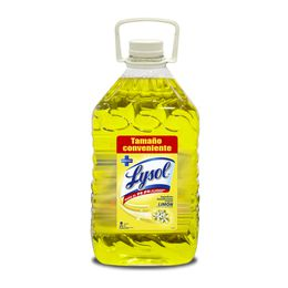 Lysol Superficies Desinfectante Limon 5 Lts