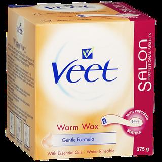 Veet® Warm Wax with Essential Oils - Gentle Formula