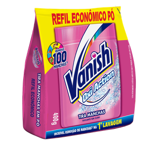 Vanish Oxi Action Pó 400g