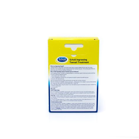 Scholl Ingrowing Toenail Complete Clip and Spray Kit