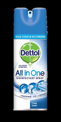Dettol Disinfectant Spray-Crisp Linen