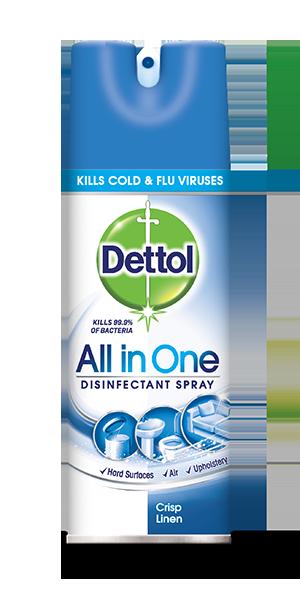 Dettol Disinfectant Spray Crisp Linen