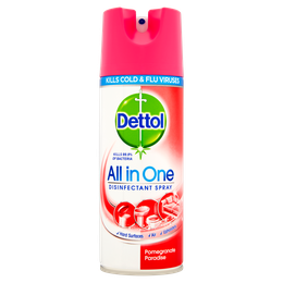 Dettol All In One Disinfectant Spray Pomegranate Paradise