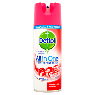 Dettol All In One Disinfectant Spray - Pomegranate Paradise