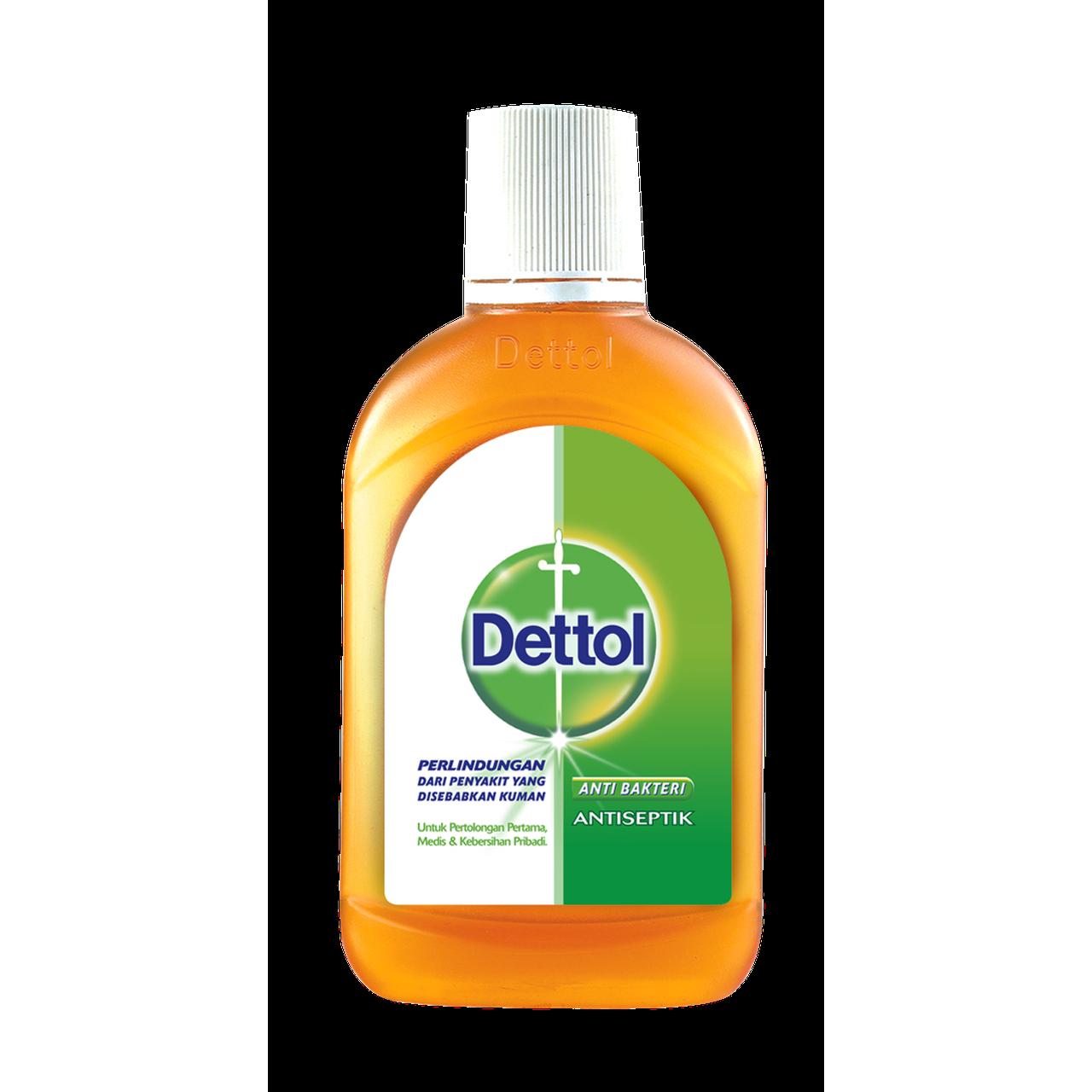 Dettol Anti Bakteri Antiseptik Cair (100ml)