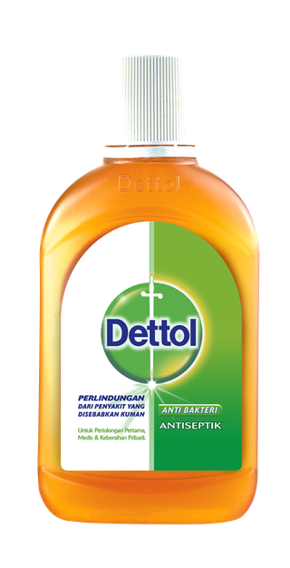 Dettol Anti Bakteri Antiseptik Cair (100ml)