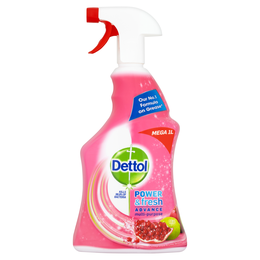 Dettol Power & Fresh Pomegranate 1000ml