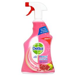 Dettol Power & Fresh Pomegranate 1000ml