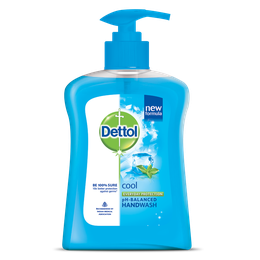 Dettol Cool pH-balanced Hand Wash